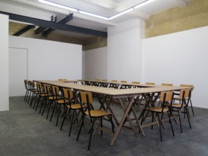 Le lieu multiple montpellier, configuration  réunion pour 20 personnes